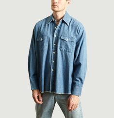 Surchemise Denim