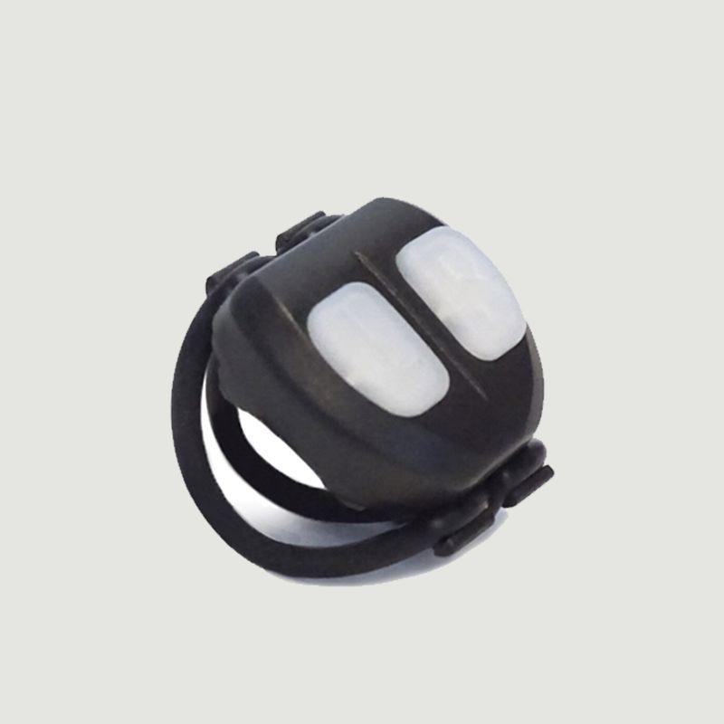 Eclairage amovible Blinxi pour casques de vélo - Overade