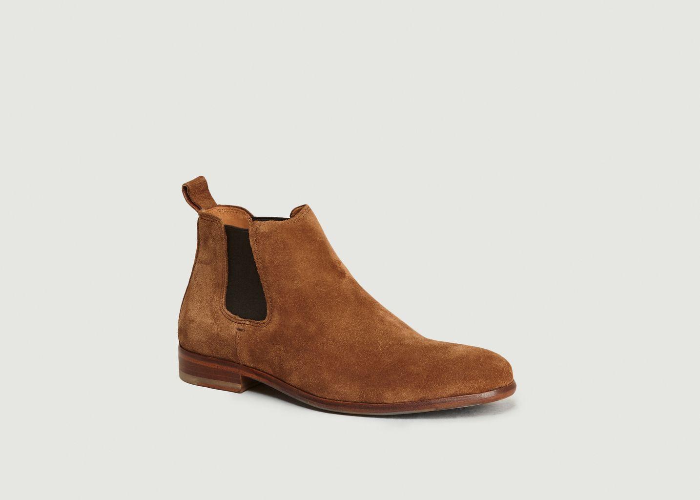 Test de Paire & Fils : les chelsea boots
