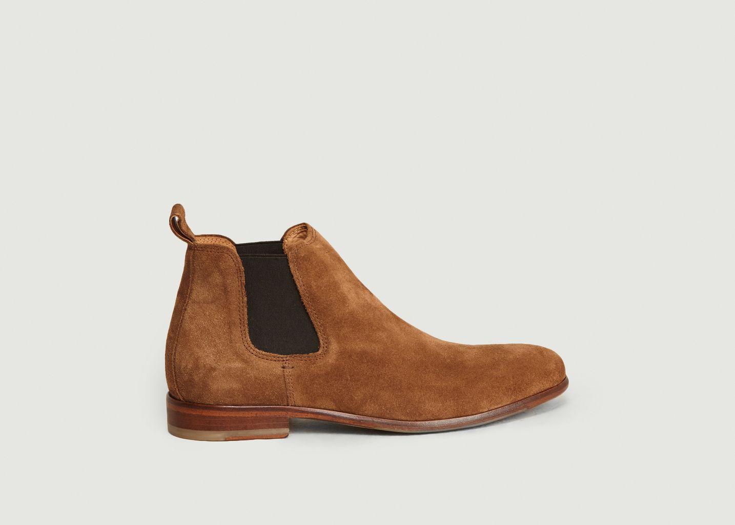 Homme : L'histoire des Chelsea boots, les bottines aussi
