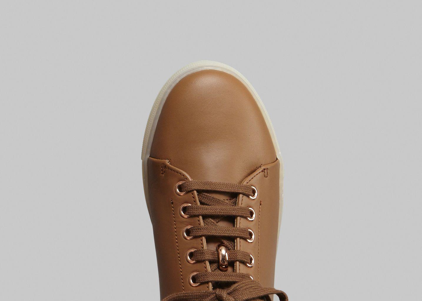 Sneakers N°7 Saintonge  - Pairs in Paris