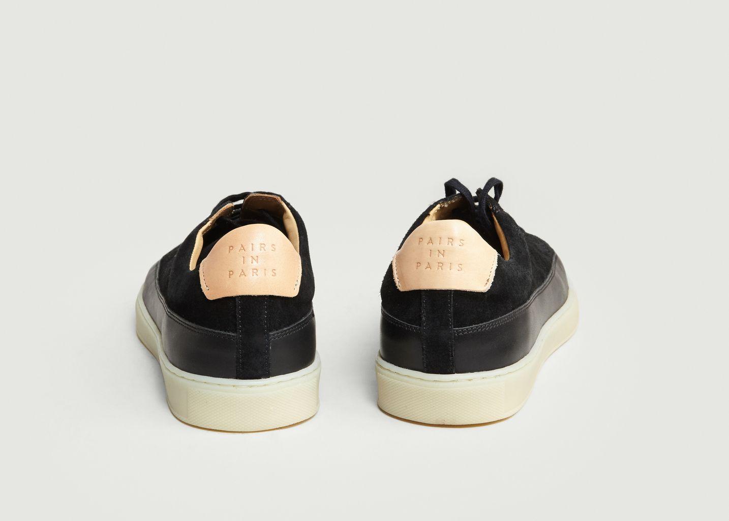 Sneakers N°25 Bastille  - Pairs in Paris