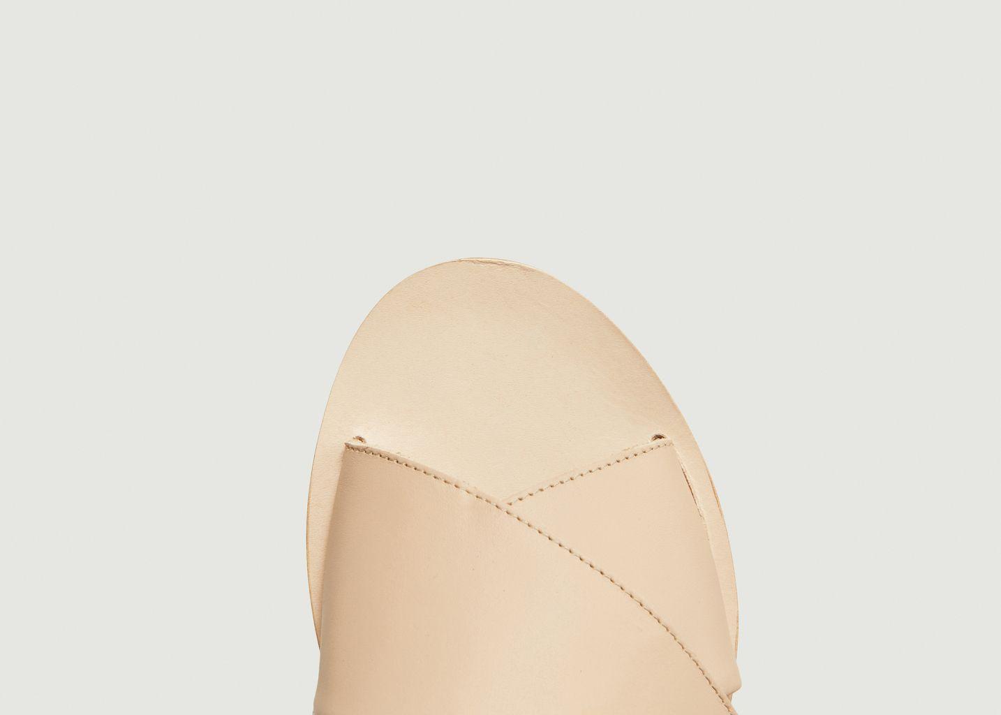 Sandales Perle n°12 - Pairs in Paris