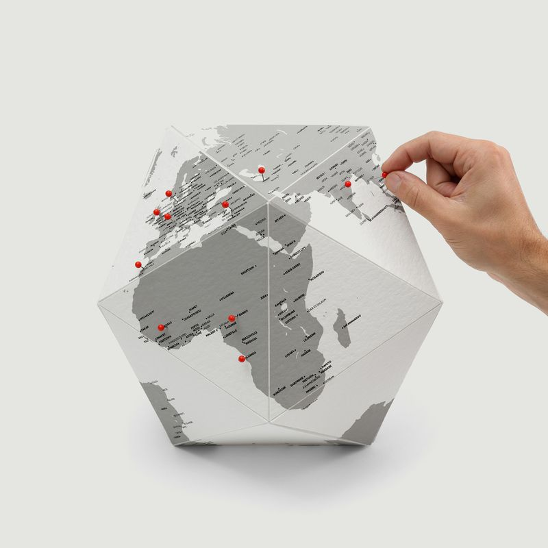 Here globe villes - Palomar