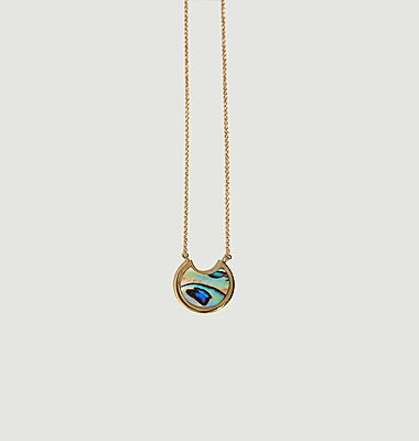 Collier Mojave Abalone S