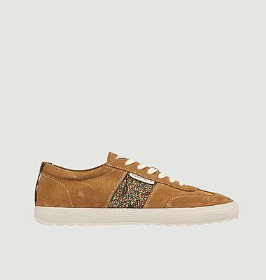 Sneakers en cuir velours Harmattan