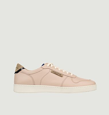 Sneakers en cuir Sahara