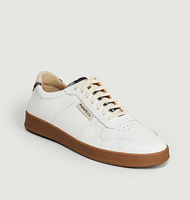 Sneakers Sahara Blanc