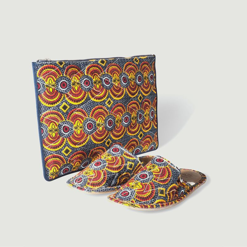 Chaussons Socco  - Panafrica