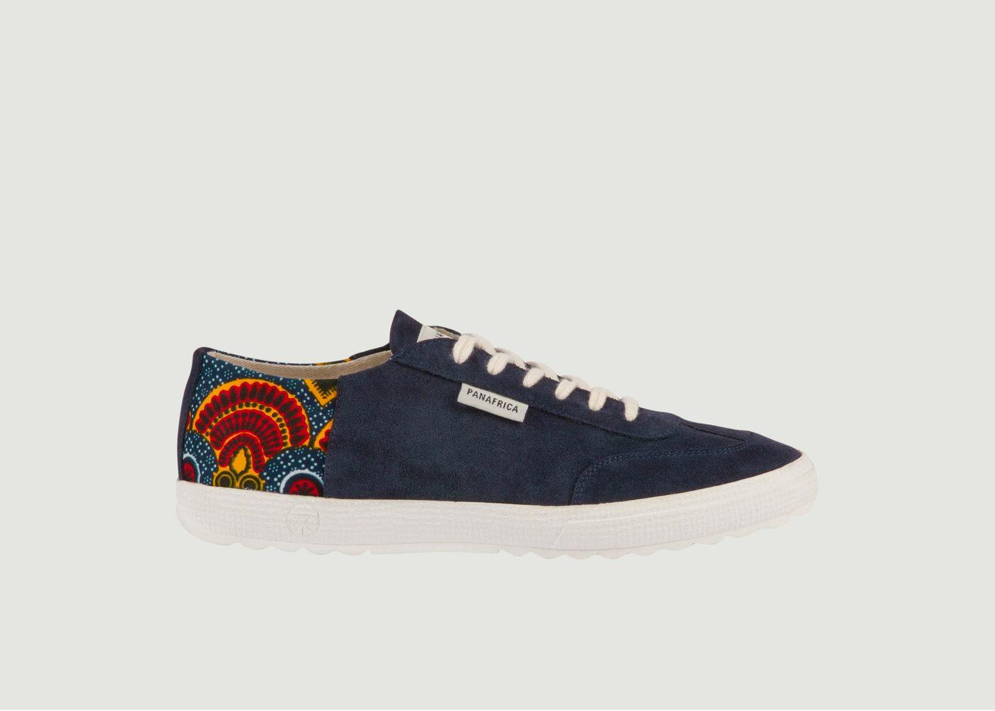Sneakers Harmattan - Ocean  - Panafrica