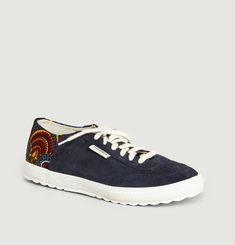 Sneakers Harmattan - Ocean