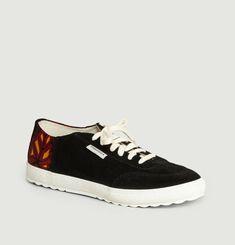Sneakers Harmattan - Ébène