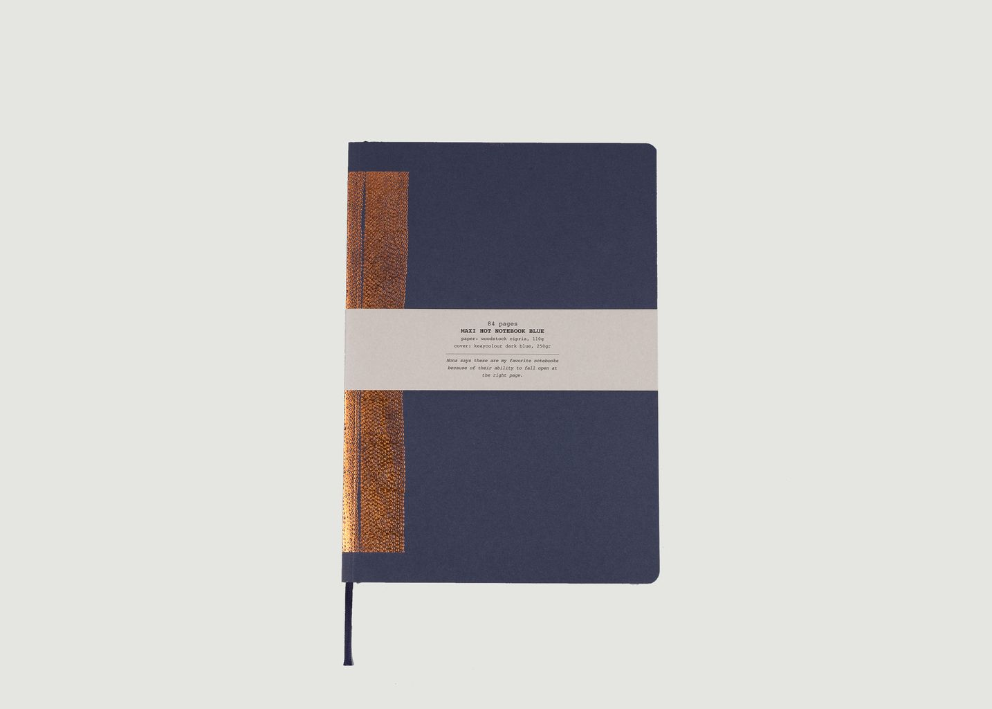 Hot Copper A4 Notebook - Papette