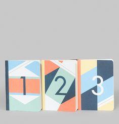 Carnets Les 3 Numéros