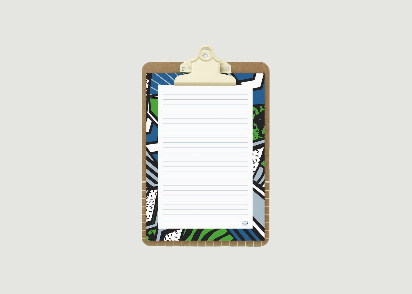 Bloc-Notes Medium Le Patchwork - Papier Tigre