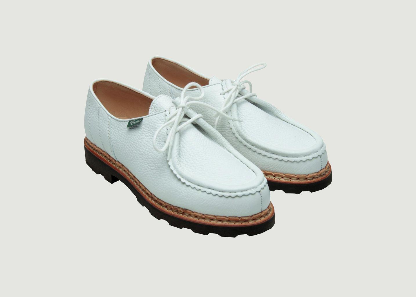 Derbies Morzine blanc - Paraboot