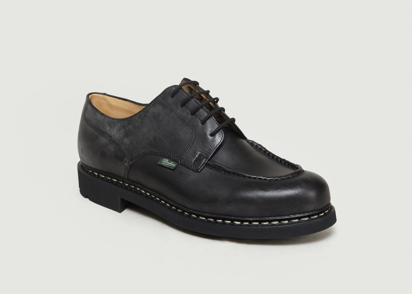 bb84ecaae4294f Chaussures Chambord Noir Paraboot | L'Exception