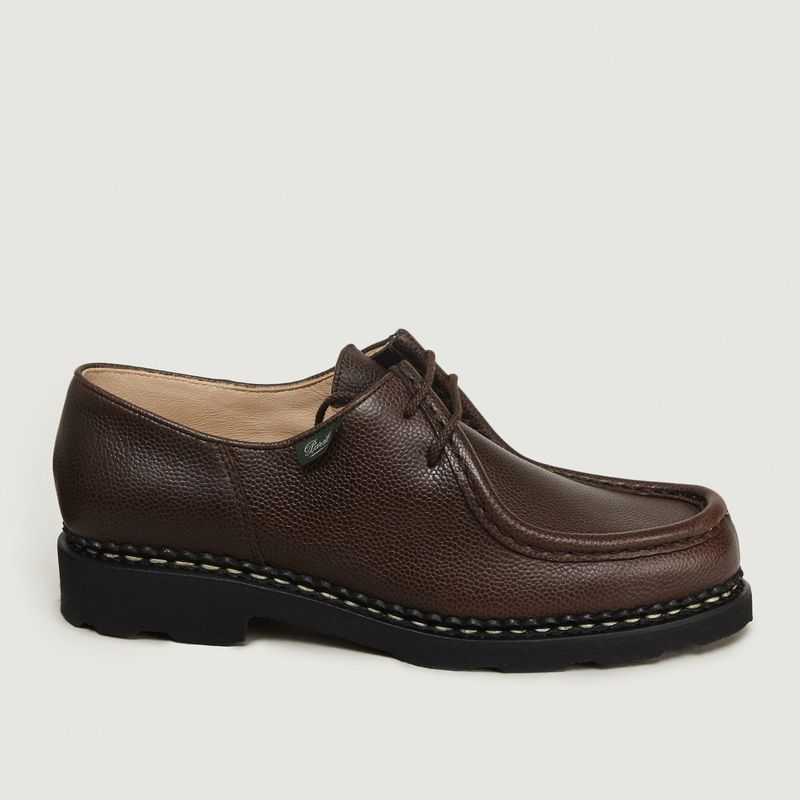 Derbies Michael Cuir Grainé - Paraboot