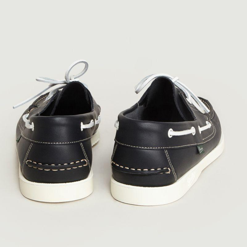 Chaussures Bateau En Cuir Barth - Paraboot