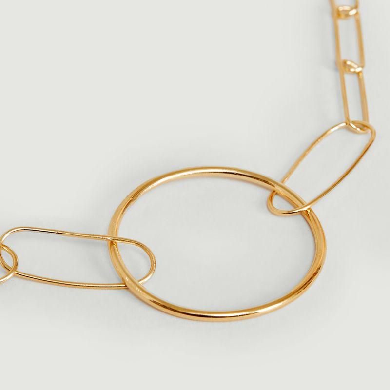 Collier chaîne vermeil Ronda - Par Coeur