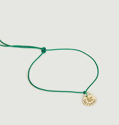 Bracelet médaille Voyage Cap Ferret