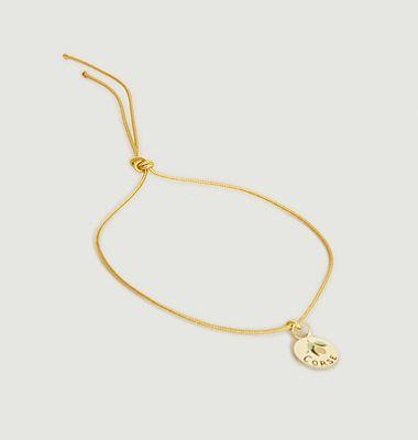 Bracelet médaille Voyage Corse