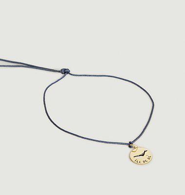 Bracelet médaille Voyage Ile de Ré