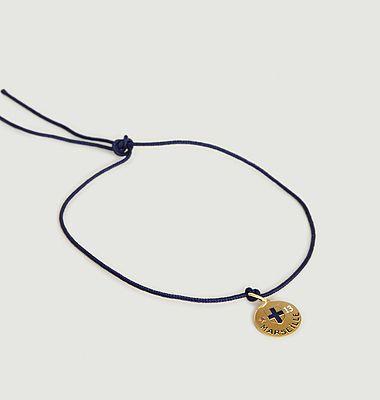 Bracelet médaille Voyage Marseille
