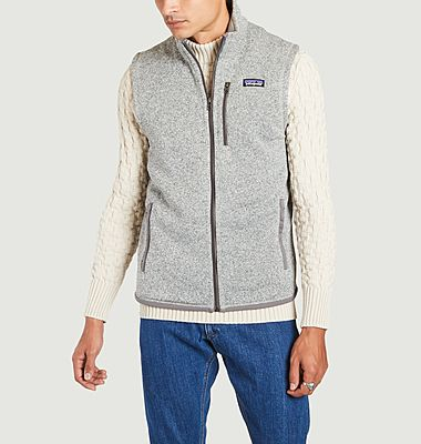 Better Sweater sleeveless fleece jacket