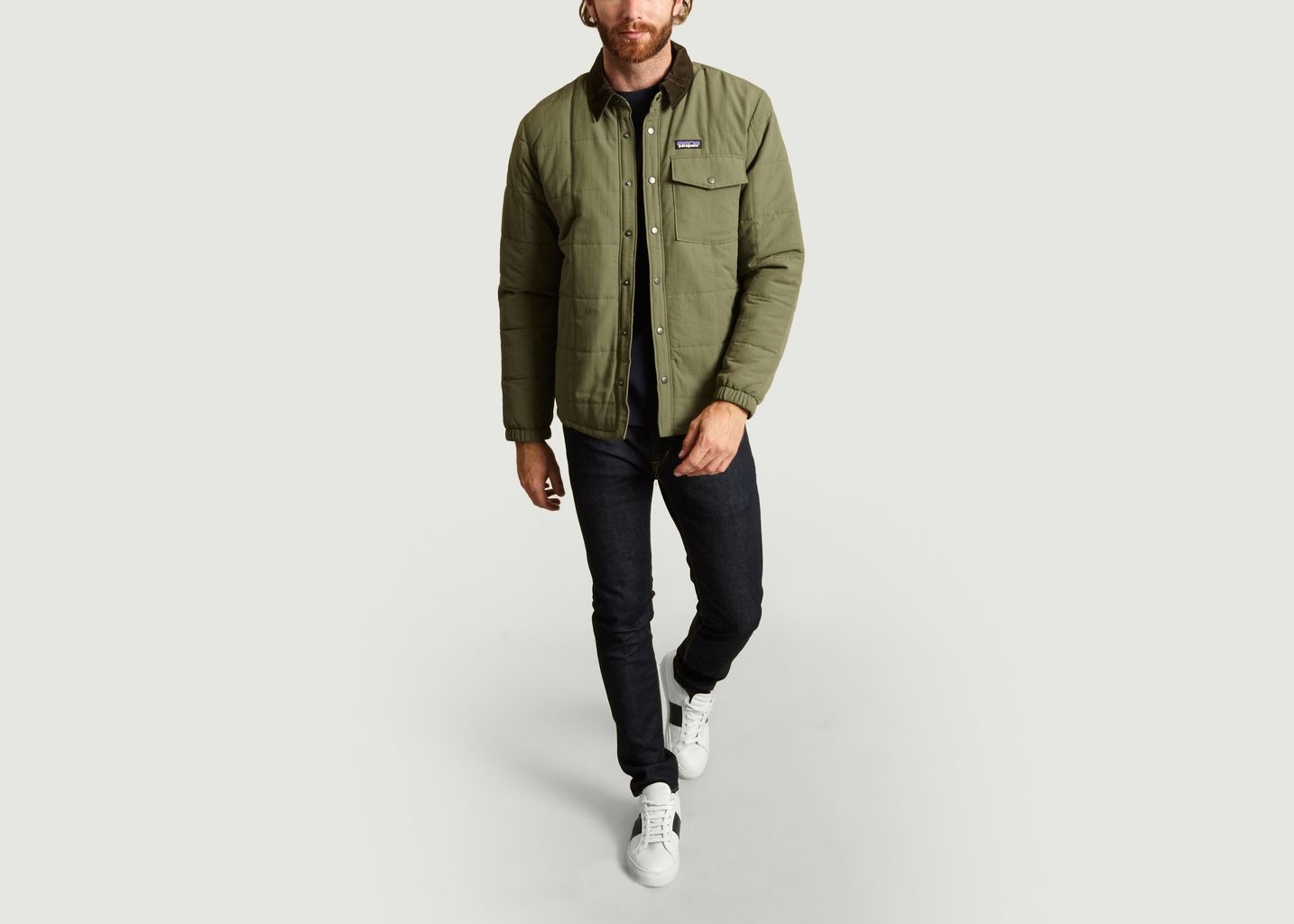 Veste Isthmus Quilted - Patagonia
