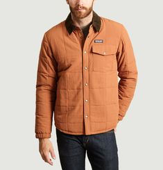 Veste Isthmus Quilted Shirt