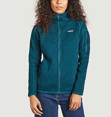 Veste polaire zippée Better Sweater