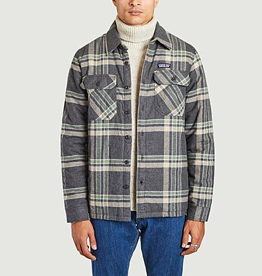 Fjord checked flannel jacket