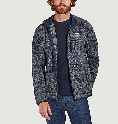 Besserer Pullover Fleece-Jacke