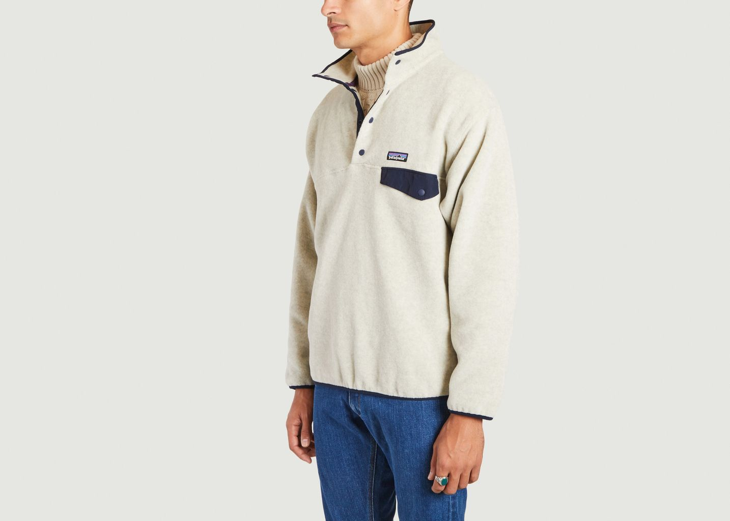 Polaire col montant Snap-T - Patagonia
