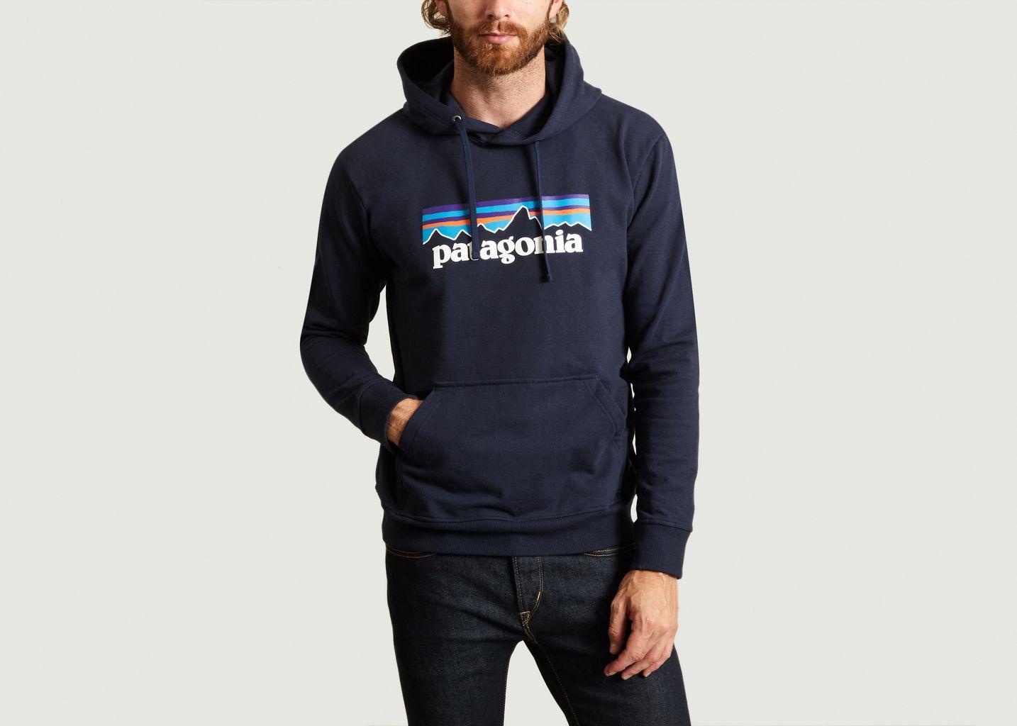 Hoodie P-6 Logo Uprisal - Patagonia