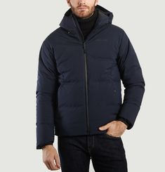 Jackson Glacier Padded Jacket