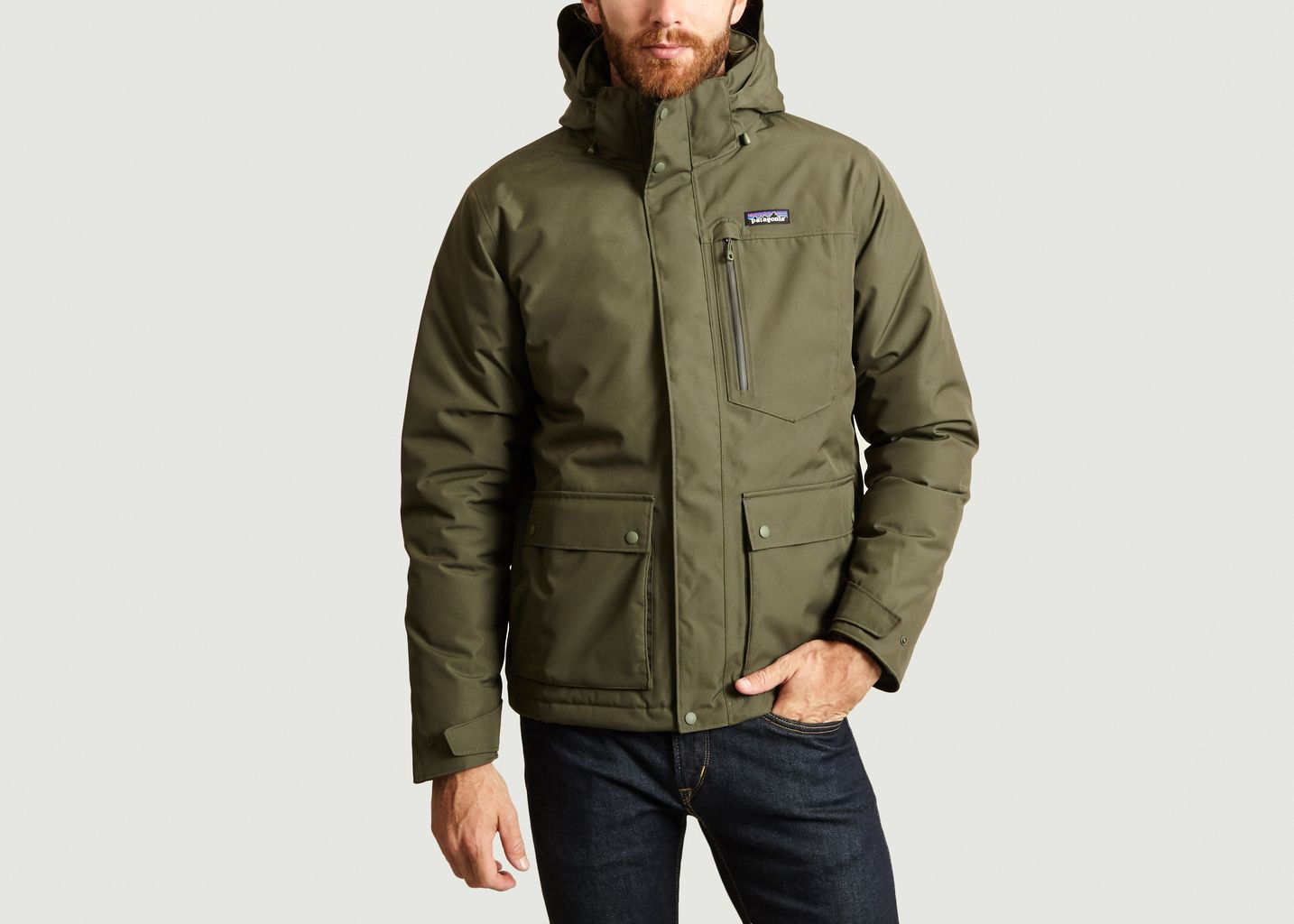 Parka Topley Coupe Courte - Patagonia