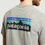 matière T-Shirt Patagonia P6 - Patagonia