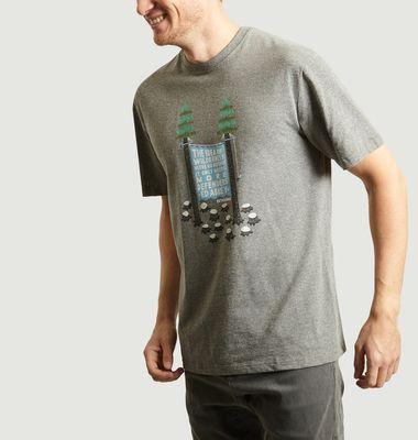 T-shirt Treesitters