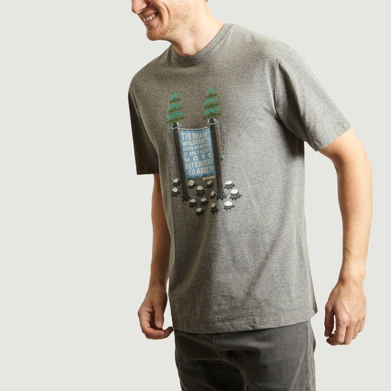 T-shirt Treesitters - Patagonia