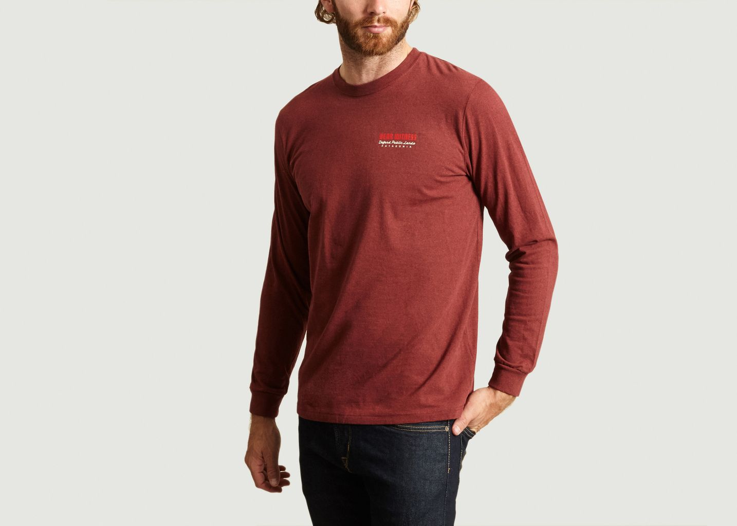 T-Shirt See & Believe - Patagonia