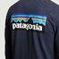 matière T-Shirt ML Patagonia P-6 - Patagonia
