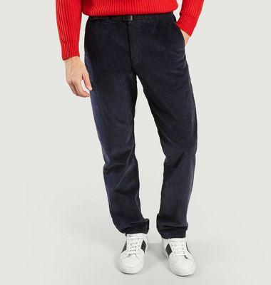 Pantalon velours Organic Coton