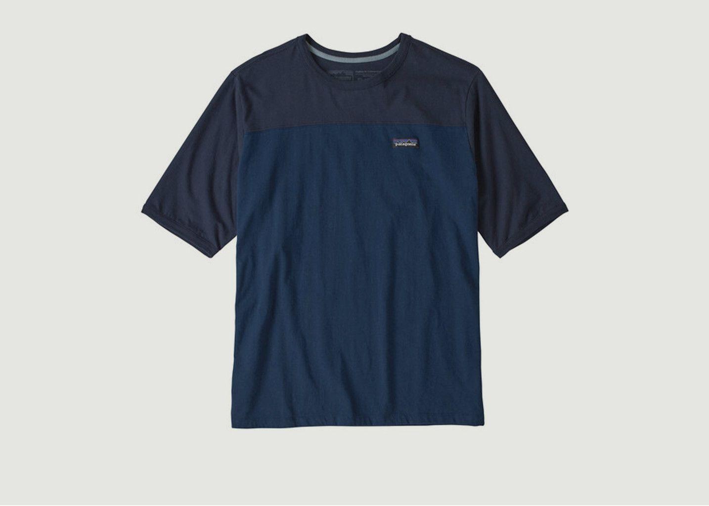 T-shirt Conversion en coton biologique bicolore - Patagonia