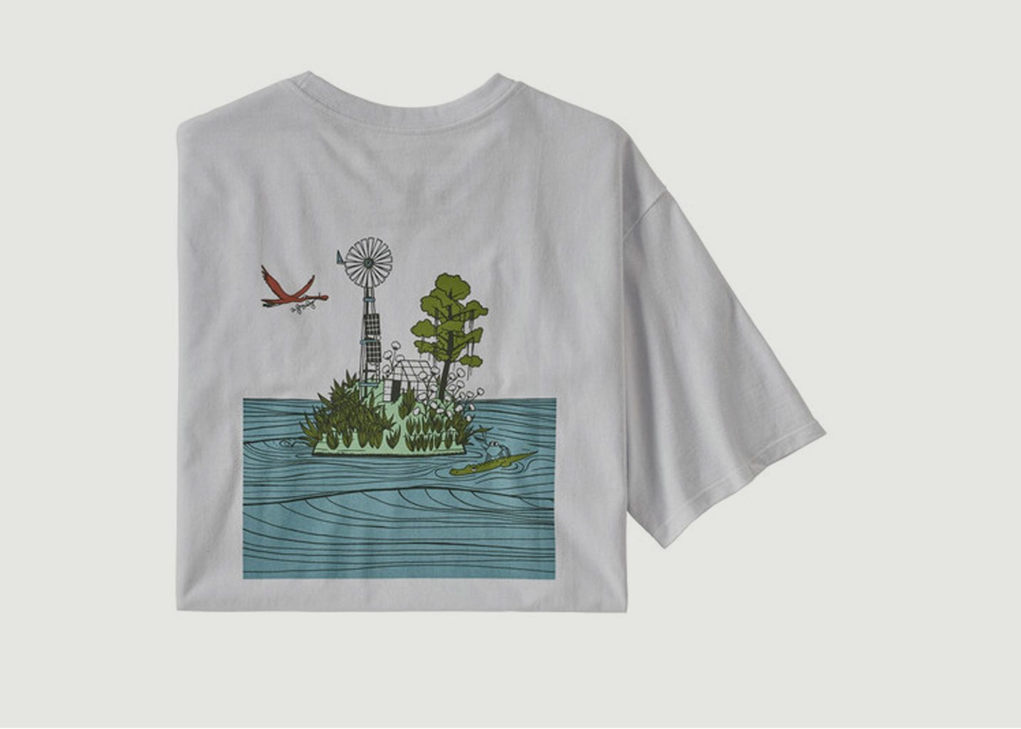 T-shirt Save our Seeds Responsibili-Tee® - Patagonia