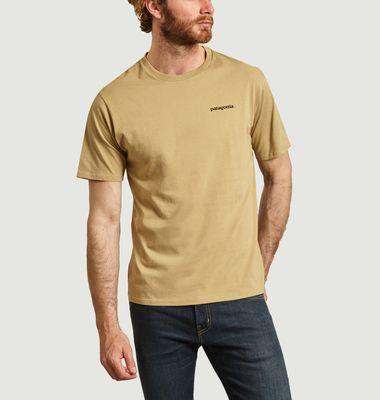 T-shirt en coton bio P6 Logo