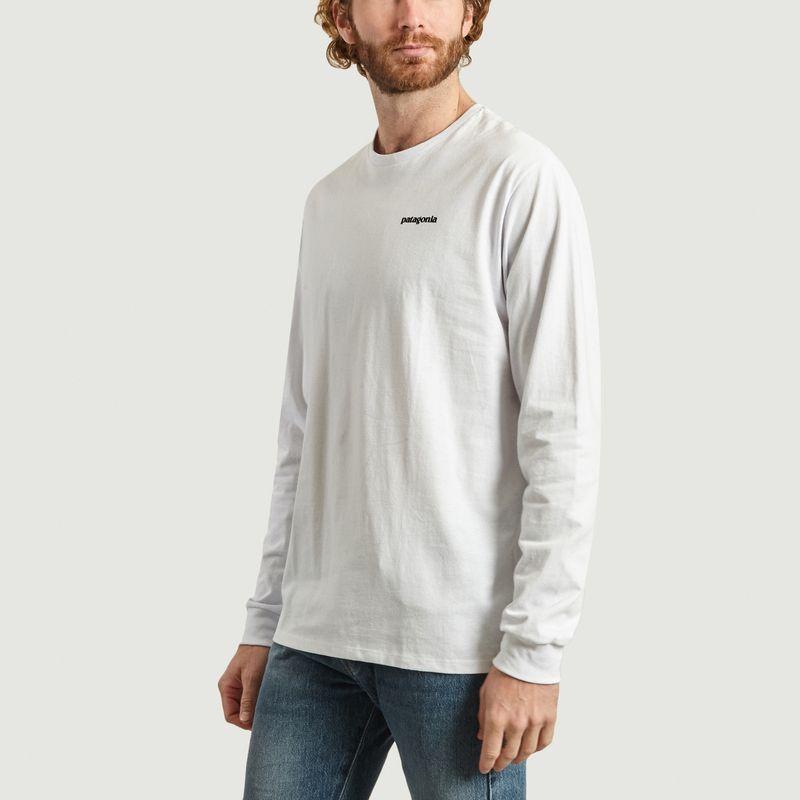 T-shirt P6 Logo Responsibili-Tee® ML - Patagonia