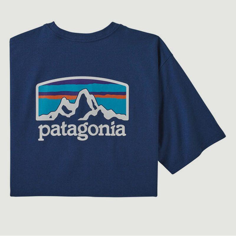 T-shirt Fitz Roy Horizons Responsabili-Tee - Patagonia