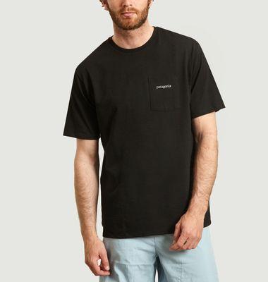 T-shirt Line Logo Ridge Pocket Responsibili-Tee